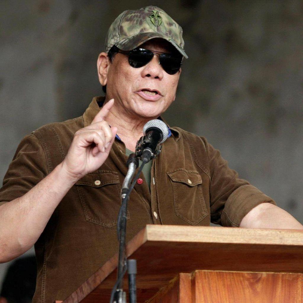 Duterte Pastikan Tewasnya Profesor Malaysia Terkait Militan pro-ISIS