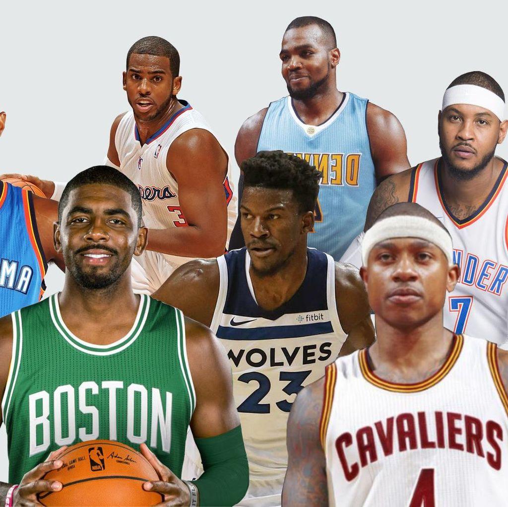 Mereka yang Berpindah Klub di NBA 2017/2018