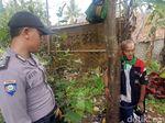 Pria di Sukabumi Ini Sudah Dua Pekan Dirantai di Pohon Nangka