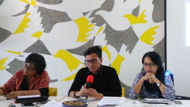Amnesty International Beri Jokowi Rapor Merah soal Penyelesaian Kasus HAM