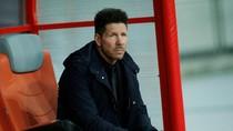 Simeone Masih Optimis Atletico Bisa Bertahan di Liga Champions