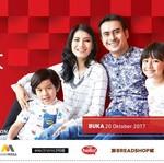 Besok, Transmart Carrefour Palembang City CenterResmiDibuka