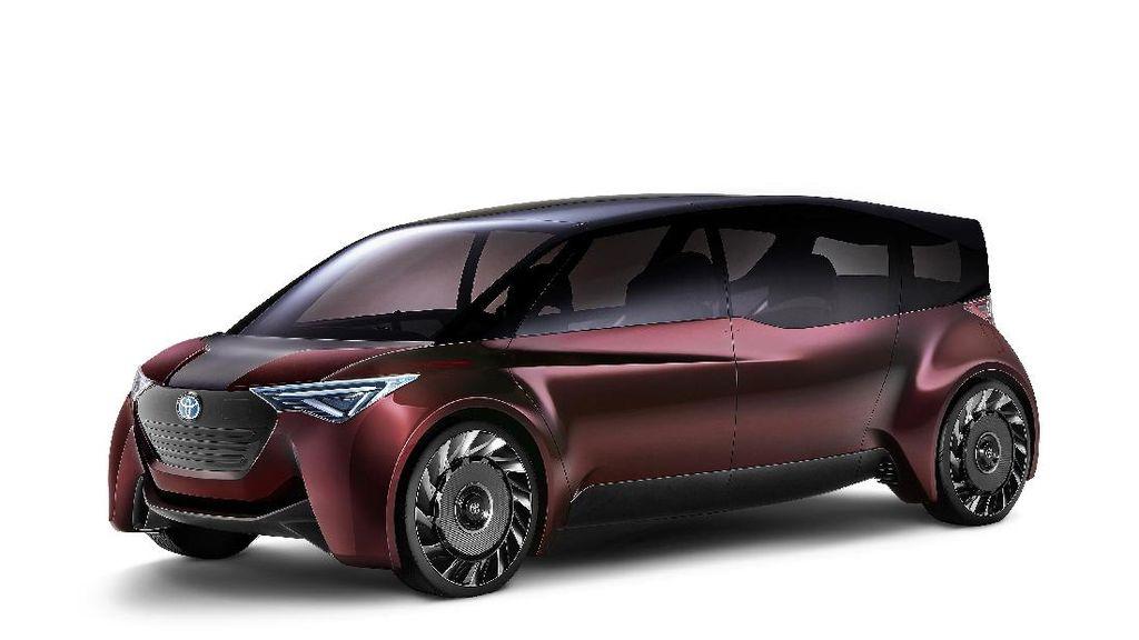 Konsep Mobil Keluarga Masa Depan dari Toyota