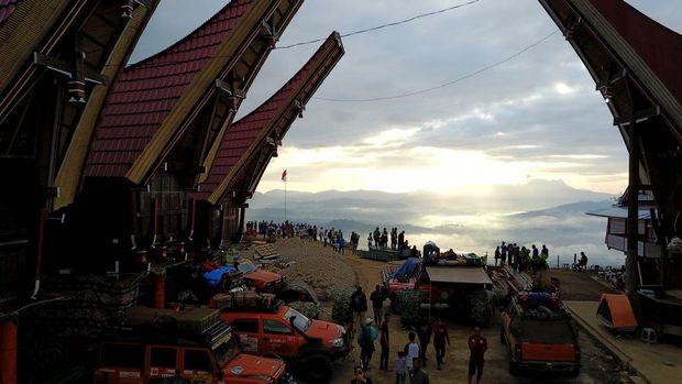Peserta IOX 2017 Celebes Nikmati Kerasnya Medan di Sulawesi