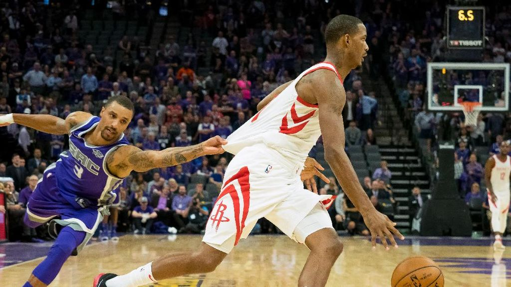 Rockets Menang Lagi, Spurs Kalahkan Wolves