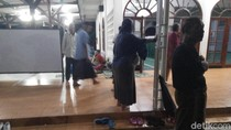 40 Orang Mengungsi Akibat Tanggul Karung Jebol di Jatipadang