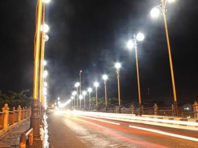 Kota Padang di Malam Hari, Syahdu Ya!