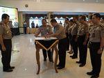 359 Polisi Peserta Alih Golongan Diimbau BETAH