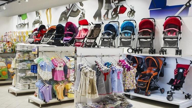 Beragam Promo Stroller Bayi di Transmart