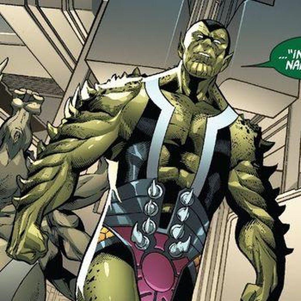 Skrull Bakal Muncul dalam X-Men: Dark Phoenix