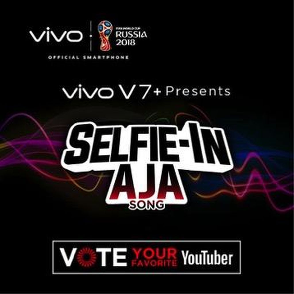 Mau Dapat Vivo V7+ dan Tiket YouTube FanFest? Ikut Kuis Ini