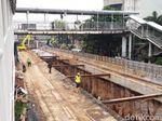 Begini Progres Proyek Underpass Matraman-Salemba