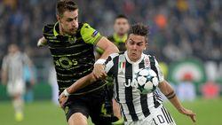 Tertinggal Lebih Dulu, Juventus Tekuk Sporting Lisbon