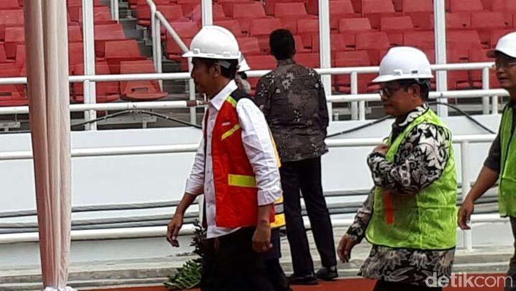Sertifikasi Pekerja Konstruksi, Jokowi: Standar Upah Lebih Baik