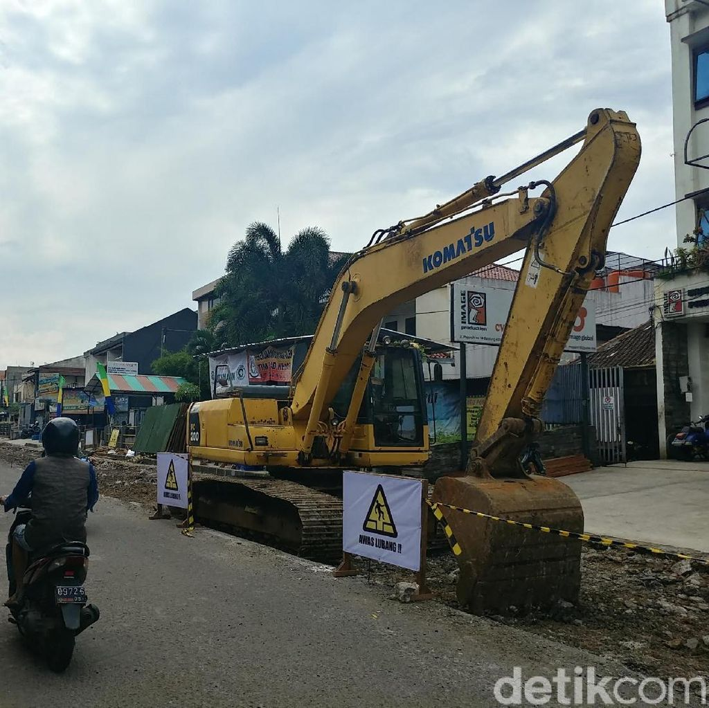Pemkot Bandung Mulai Kerjakan Tol Air Pagarsih