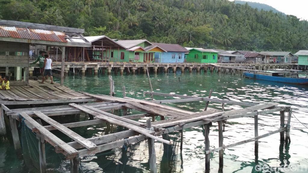 Sentra Perikanan Natuna Dapat Pasokan Listrik 5 MW