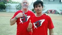 Bumerang Sukabumi Buatan Acun Pikat Atlet Asal Australia