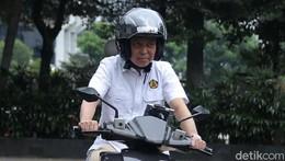 Motor Listrik Nasional Dapat Lampu Hijau Pemerintah