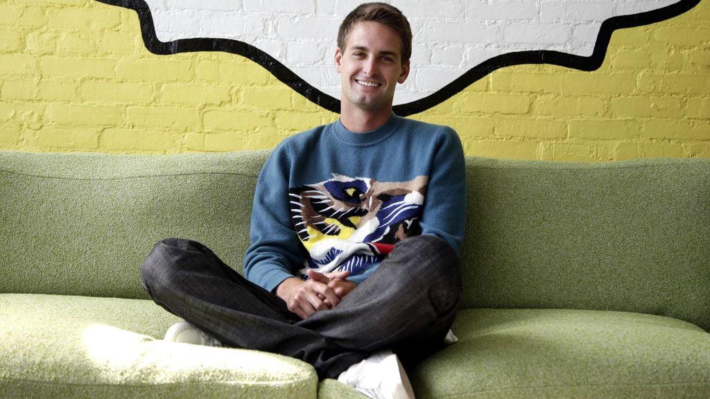 Inilah Evan Spiegel, lahir 4 Juni 1990 di Los Angeles. Berarti usianya sekarang baru 27 tahun. Foto: istimewa