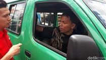 Ini Alasan Sopir Angkot Protes Taksi Online di Bandung