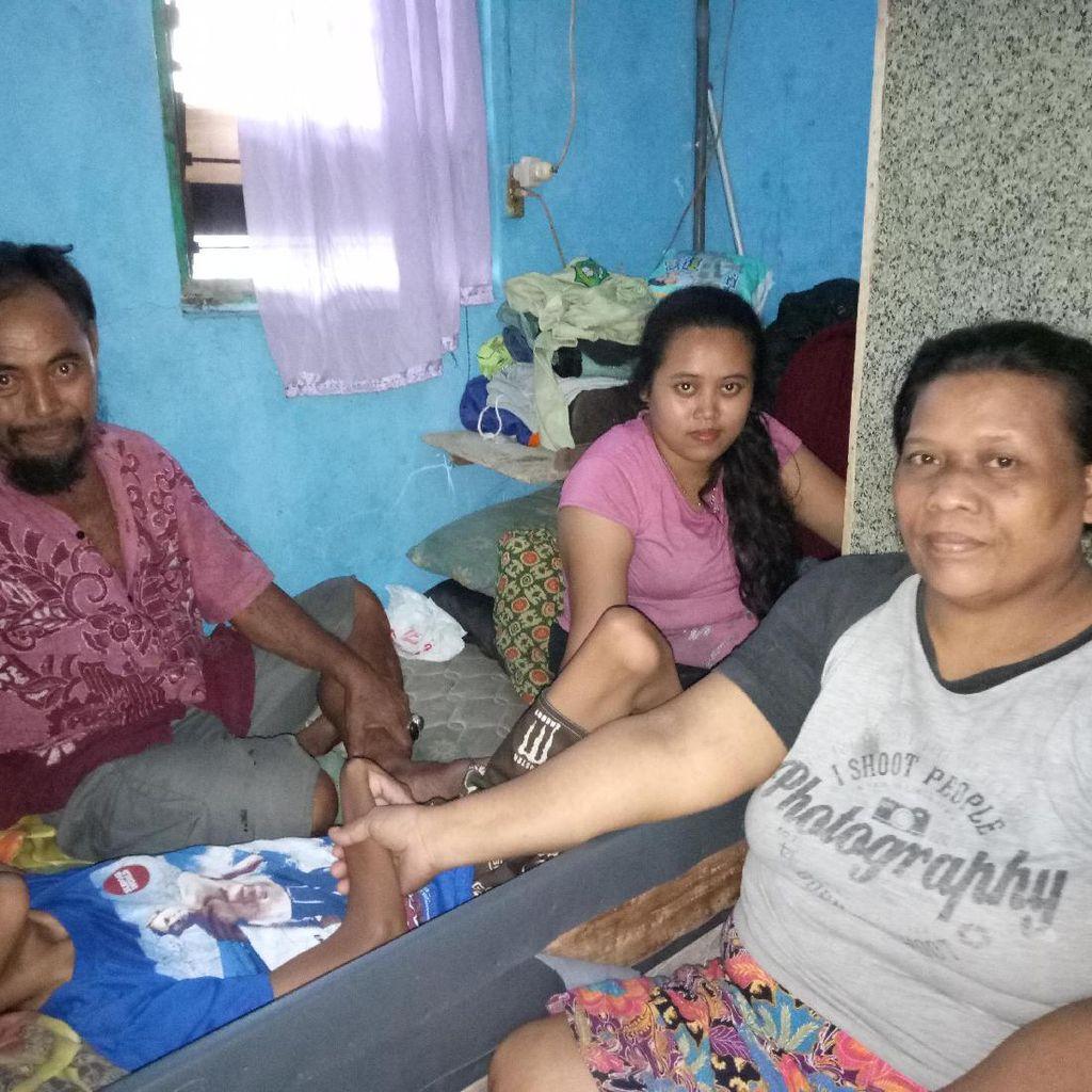 Ini Riwayat Sakit Yanuar yang Dibawa Bapaknya dengan Gerobak