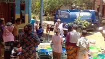 Hujan Belum Merata, 16 Desa di Kabupaten Pasuruan Masih Kekeringan