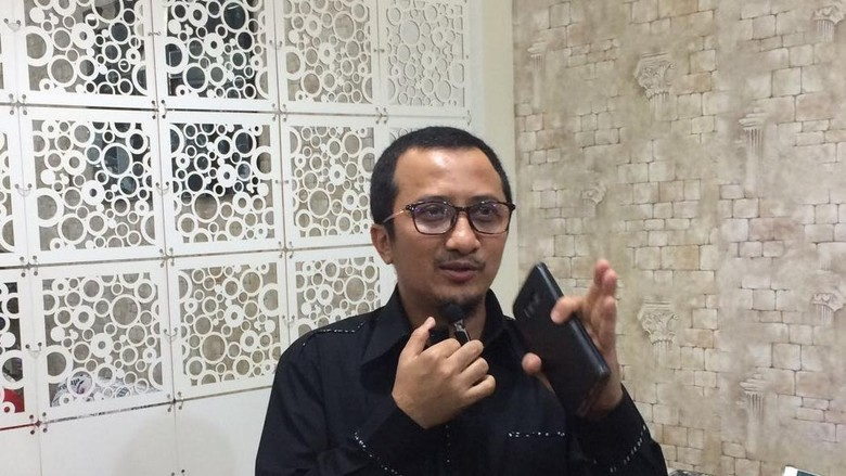 Yusuf Mansur Pasrah Tunggu Izin PayTren dari BI