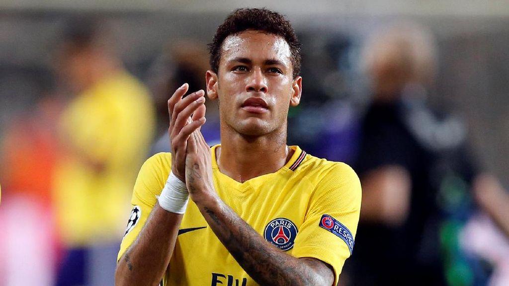 Neymar Butuh Waktu untuk Jadi Messi-nya PSG