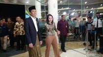 Jokowi Silaturahmi dengan Pimpinan Ponpes Se-NTB