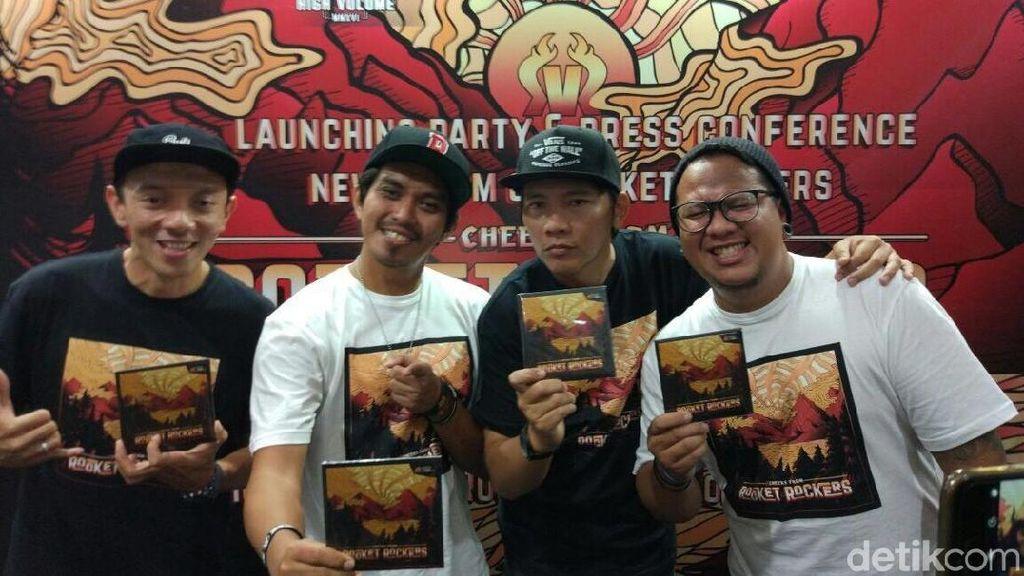 Rocket Rockers Ajak Sejumlah Musisi Isi Album ke-6