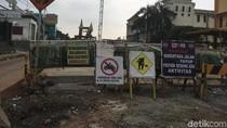 Melihat Proyek Flyover Bintaro Permai Terancam Bakal Molor