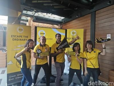 5 Negara Favorit Orang Indonesia Versi Scoot Airlines