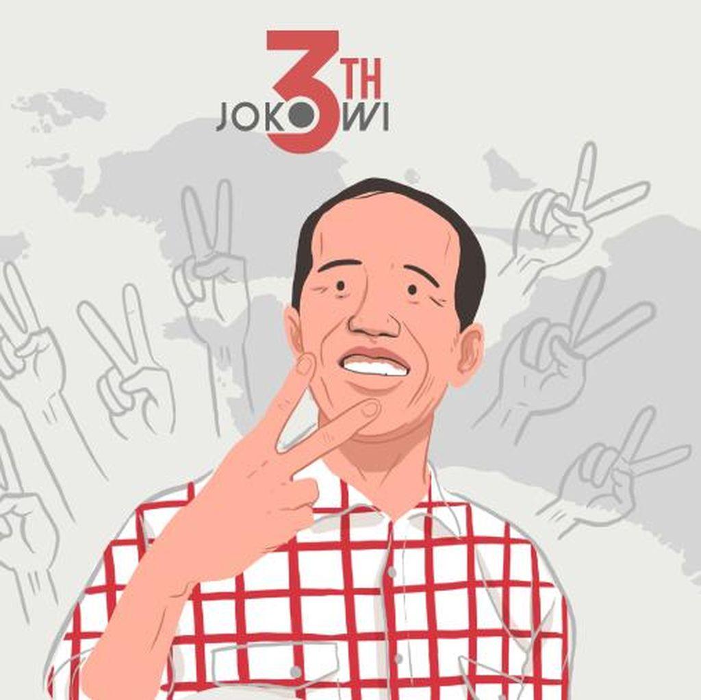 Tiga Tahun Jokowi-JK, 21 Relawan Jadi Komisaris BUMN