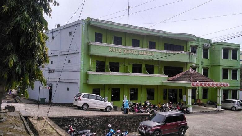 Renovasi RSUD Pangkalpinang Green Hospital Selesai Desember