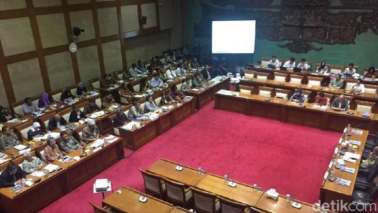 DPR Setujui Anggaran 6 Kementerian dan Lembaga