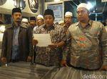 Kiai Kampung Mantap Dukung Gus Ipul-Anas