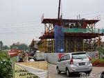 Terancam Molor, Begini Penampakan Proyek Flyover di Cipinang Lontar