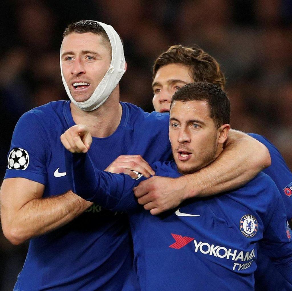 Hazard: Chelsea Seharusnya Bisa Menang
