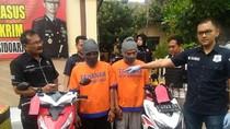 2 Pencuri Motor di Masjid Diamankan, Pelaku Barusan Keluar Lapas
