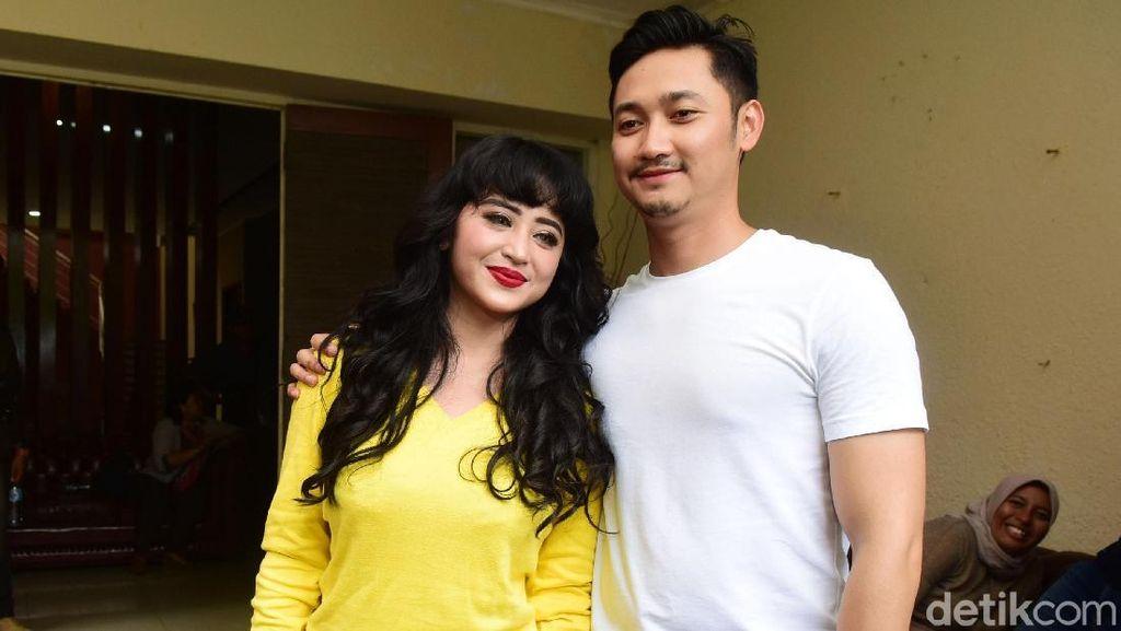 Resmi Nikahi Dewi Persik, Angga Wijaya Ngaku Hidup Beda Ranjang