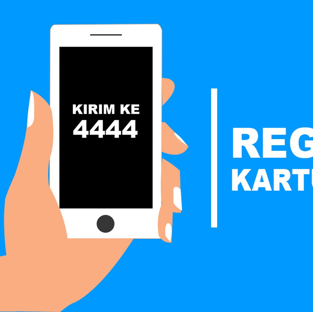Registrasi SIM Card, Operator Bisa Hemat Rp 2,5 Triliun