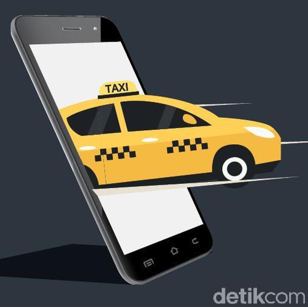Taksi Online di Bandung Dibatasi Hanya 2.919 Unit