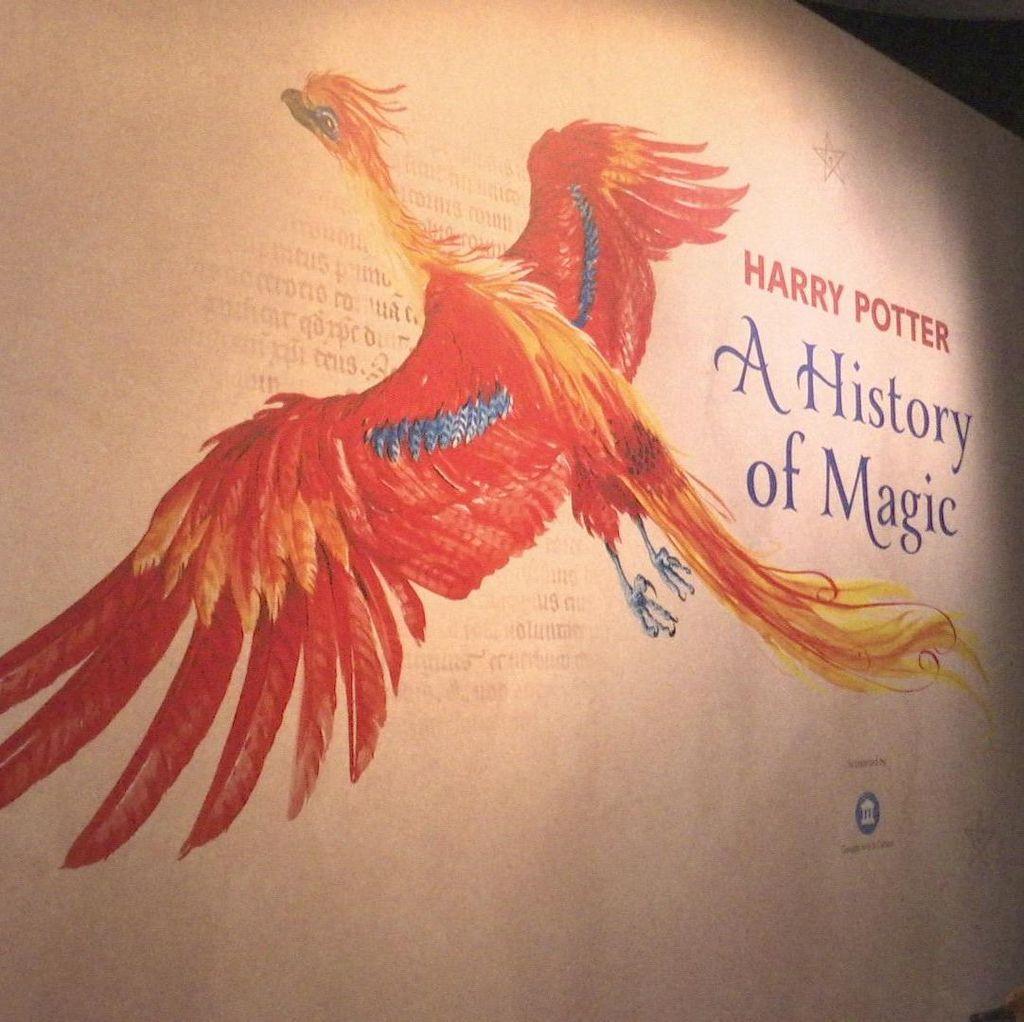 <i>Magic</i>! Pameran Sejarah Harry Potter di Inggris