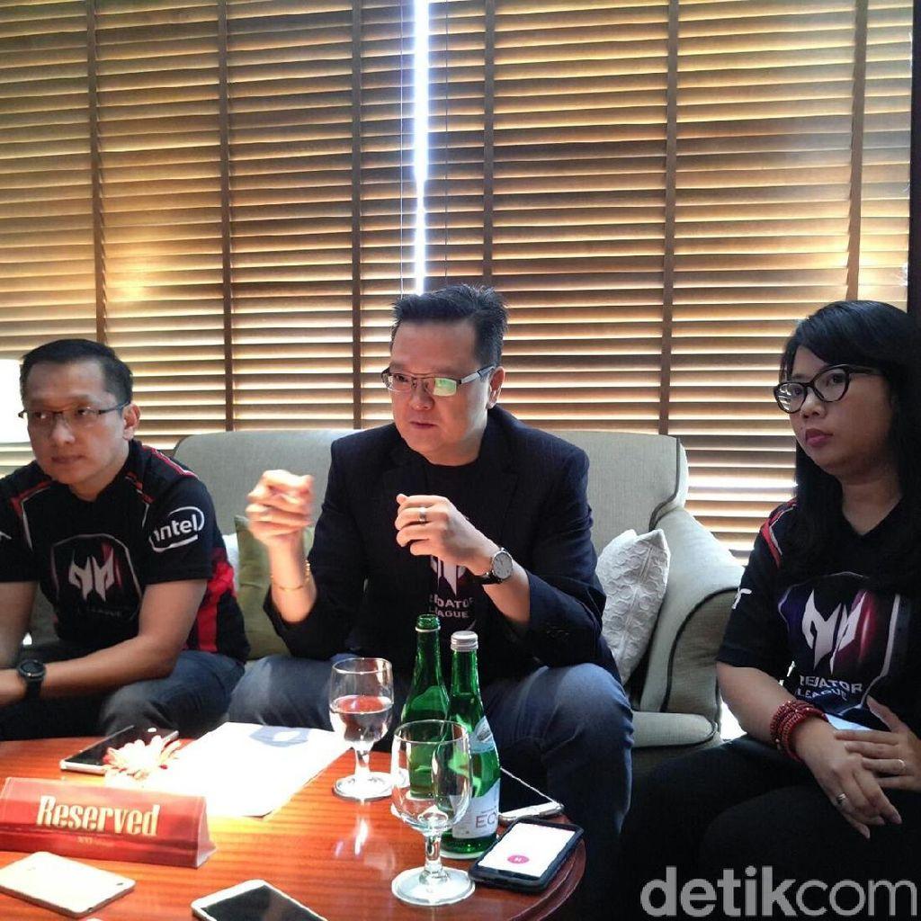Strategi Acer Bangun Nama Predator di Kalangan Gamer