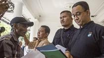 Foto: Melihat Cara Anies Lanjutkan Tradisi Ahok-Djarot di Balai Kota