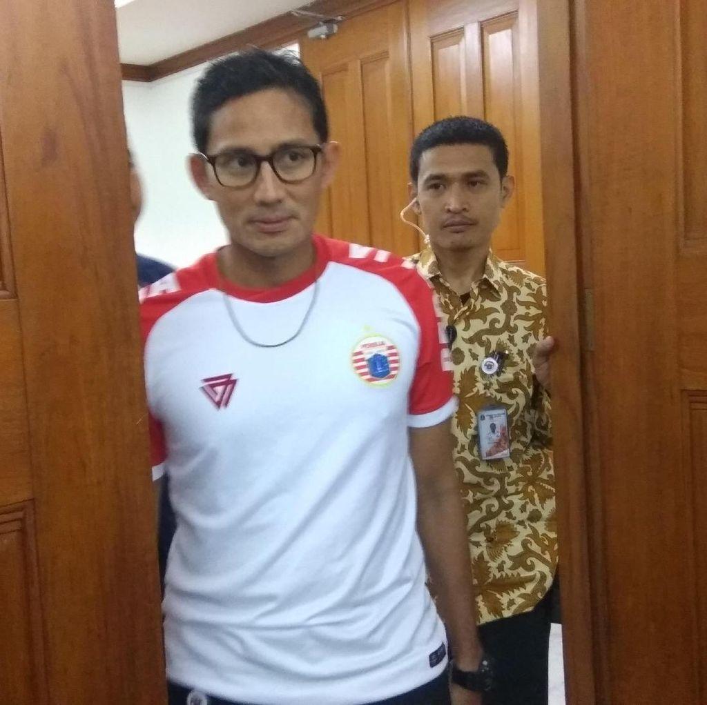 Sandiaga Akan Temui Ahok Bahas Persoalan Jakarta