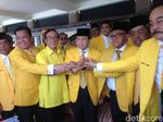 Novanto Absen Bersaksi di Sidang e-KTP, Golkar: Ada HUT Partai