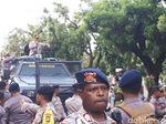 Polisi Imbau Massa Demo 3 Tahun Jokowi-JK di depan Istana Bubar