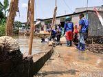 Dear, Gubernur Jakarta! Warga Jatipadang Keluhkan Banjir