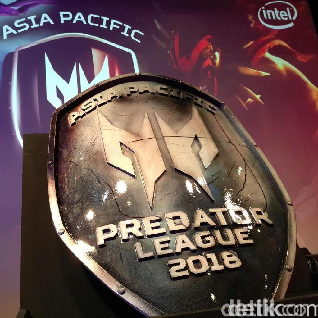 Kemenpora Resmikan Final APAC Predator League 2018